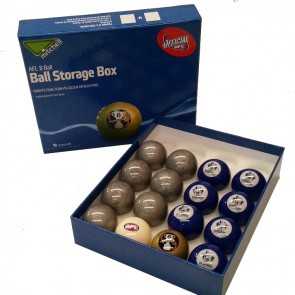 AFL Licensed POOL BALLS - 16 Pack - North Melbourne KANGAROOS