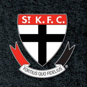 AFL Licensed Pool Snooker Billiards CLOTH 8 Foot - St Kilda SAINTS