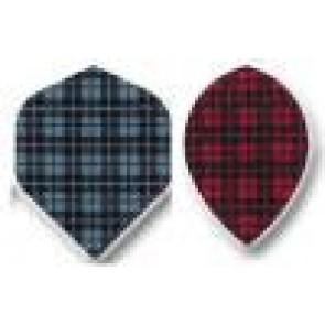 Fabric Emblem DART FLIGHSTS Standard - Set of 3