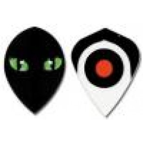 Metronic Emblem Dart Flight Emblem Kite - Set of 3