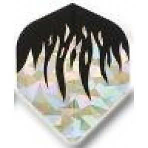 2D Hologram DART FLIGHTS Standard - Set of 3