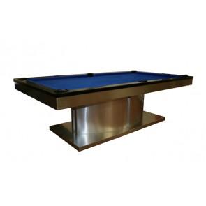 8 Foot Slate Vogue Standard Pool Snooker Table