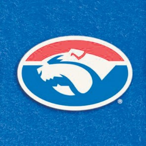 Official Licensed Afl Western Bulldogs Pool Cloth 7 Foot