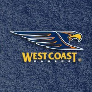 Official Licensed Afl West Coast Eagles Pool Cloth 7 Foot