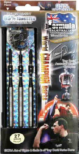 Tony David 95% Tungsten DART - Boxed Set of 3 - 19gm