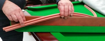 Labour &Pool Table 6 X Cushion Rubber Suits A 7F X 3 F.6 Table