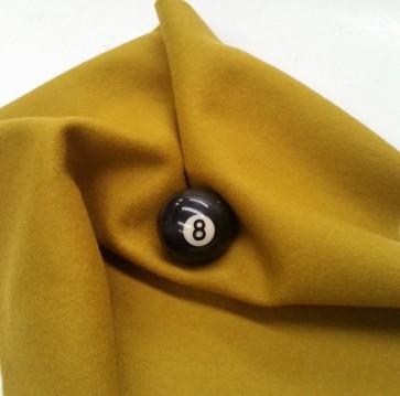Eddie Charlton DIRECTIONAL Pool Snooker Billiards CLOTH 8ft x 4ft - GOLD
