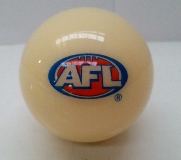 "Licensed CUE BALL 2"" - AFL"