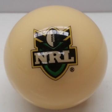 "Licensed CUE BALL 2"" - NRL"