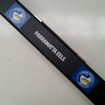 NRL Pool Snooker Billiards CUE CASE - Parramatta EELS