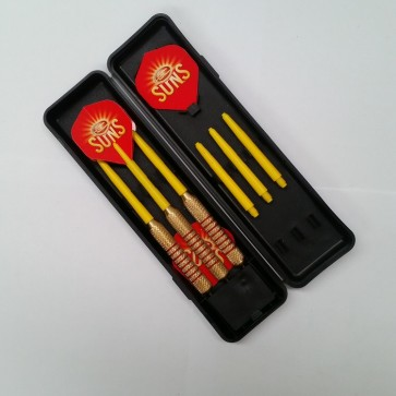 AFL Licensed DART SET - Gold Coast SUNS
