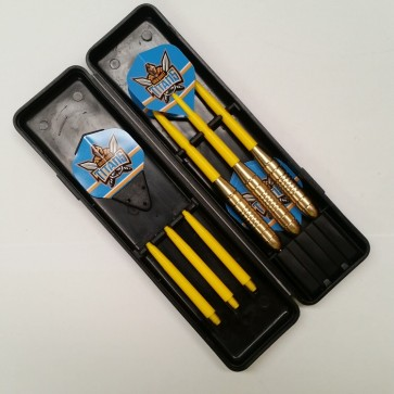 NRL Licensed DART SET - Gold Coast TITANS
