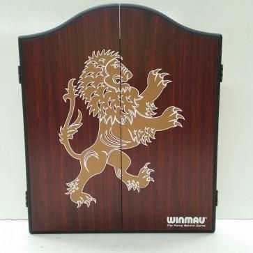 Winmau Dartboard CABINET - Lion