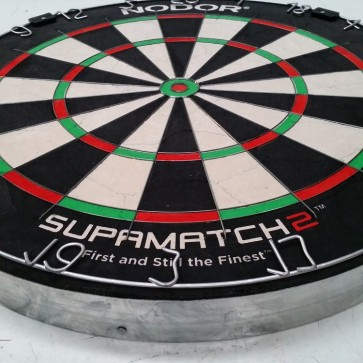NODOR Supamatch 2 Bristle DARTBOARD
