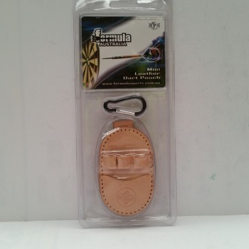 Mini Leather DARTS POUCH