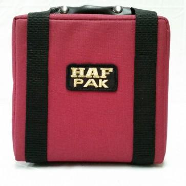 Haf Pak Deluxe DARTS CASE - Burgundy