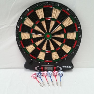 Winmau Ton Machine - Soft Tip Electronic DARTBOARD