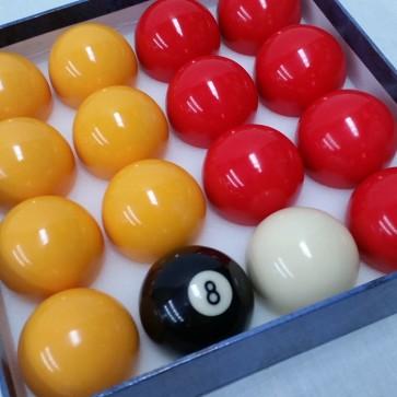 "Standard CASINO POOL BALLS 2"""