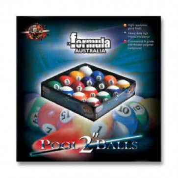 Premium POOL BALL Set 2""