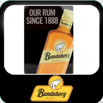 Bundaberg Rum Pool Room TIM SIGN