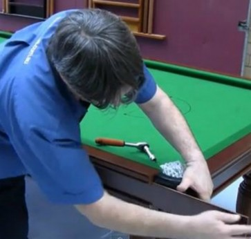 Re Cloth Pool Snooker Billiards Table - 8 Foot