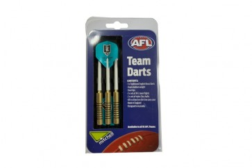 AFL Licensed DART SET - Port Adelaide POWER