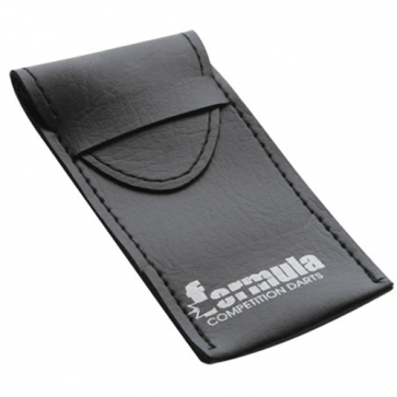 Leatherette Bar DARTS WALLET - Black