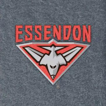 AFL Licensed Pool Snooker Billiards CLOTH 9 Foot - Essendon BOMBERS