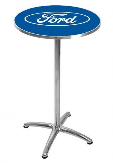 Ford BAR TABLE - Blue