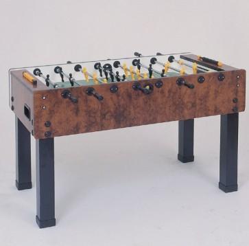 Garlando G500 Soccer FOOSBALL Table Briar Wood