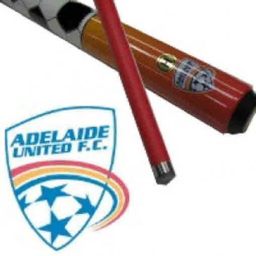 Official A-League Adelaide United Fc Pool CUE Free Ship In Aus