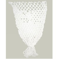 "Set Of Six Deluxe Nylon 8"" Pocket Bag Net"