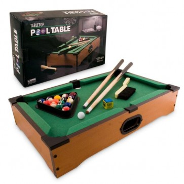 TABLETOP POOLTABLE GAME