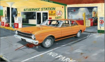 Australian Cars & Transport 1967 GT Ford Tin Sign