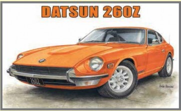Australian Cars & Transport - Datsun 260Z - Tin Sign