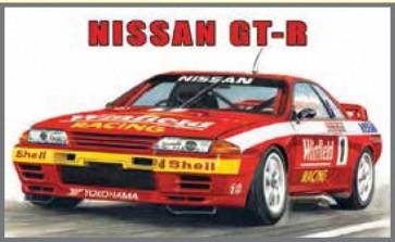 Australian Cars & Transport - Nissan GT-R Jim Richards Mark Skaife - Tin Sign