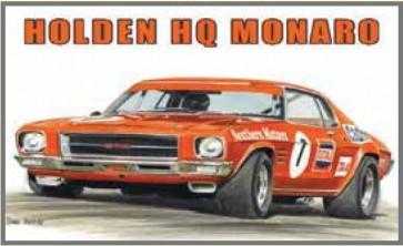 Australian Cars & Transport - Holden HQ Monaro Bob Jane Sports - Tin Sign
