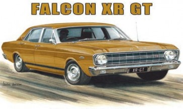 Australian Cars & Transport Ford Falcon XR GT Tin Sign