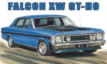Australian Cars & Transport Ford Falcon XW GT-HO Tin Sign