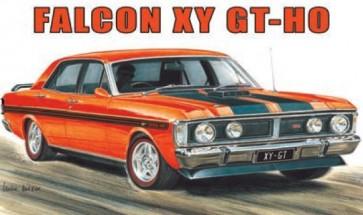 Australian Cars & Transport Falcon XY GT-HO Tin Sign