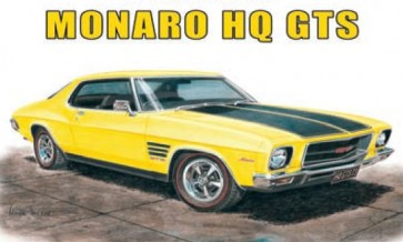 Australian Cars & Transport Holden Monaro HQ GTS 2 door Tin Sign