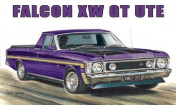 Australian Cars & Transport Ford Falcon XW GT Ute Tin Sign