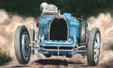 Australian Cars & Transport Bugatti Type 35 Ettores Greatest Tin Sign