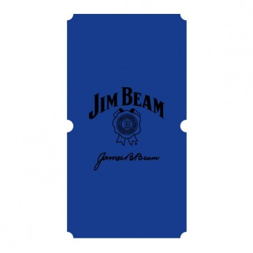 Jim Beam Pool Table Cloth-Felt Suits 8 x 4