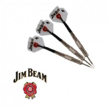 JIM BEAM Set of 3 Brass DARTS 22g