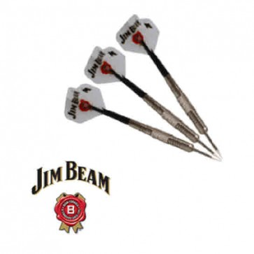 JIM BEAM Set of 3 Brass DARTS 24g