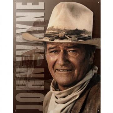 John Wayne Stagecoach Tin Sign