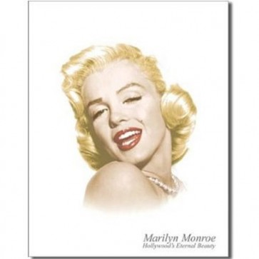 Marilyn Monroe - Eternal Beauty - Tin Sign