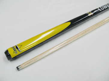 "NRL Licensed Pool Snooker Billiards CUE - 2pce 57"" - North Queensland COWBOYS"