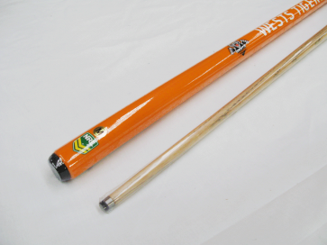 "NRL Licensed Pool Snooker Billiards CUE - 2pce 57"" - Wests TIGERS"